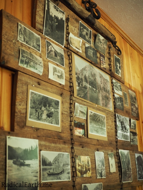 A photo history into the past at Shepp Ranch